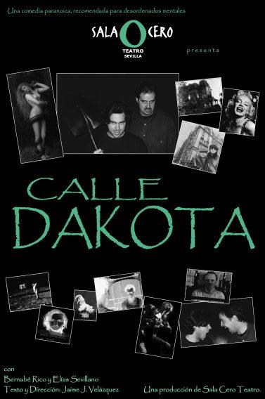 cartel Calle Dakota